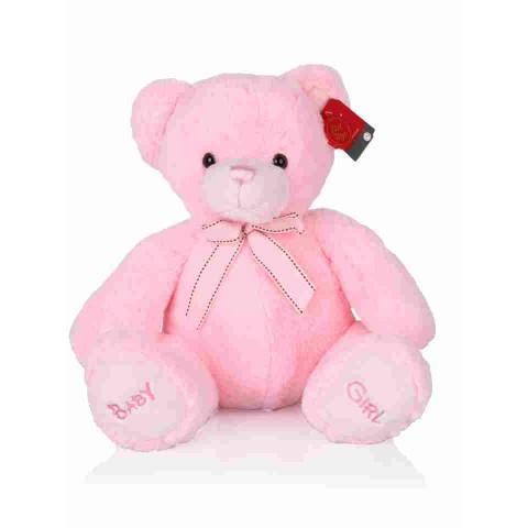 Pinky Bear
