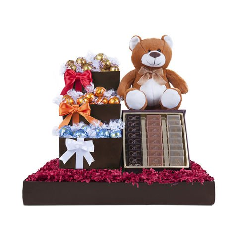 Chocolate Luxury Basket