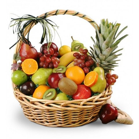 Orchard Fruit Basket