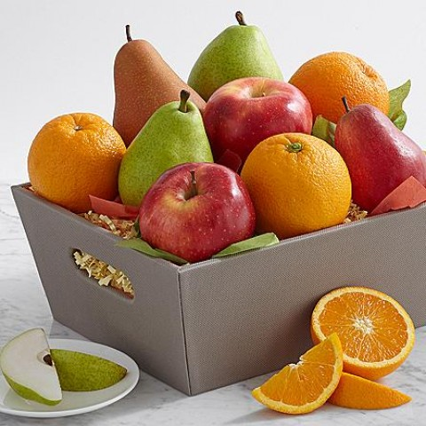 Fresh Fruits Signature Gift Basket