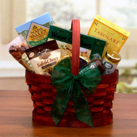 Mini Savory Selection Gift Basket