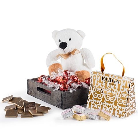 Chocolates and Teddy