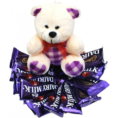 Bear and Chocolate