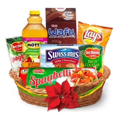 Holiday Special Gift Basket