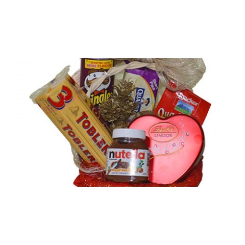 My Love so Sweet Basket