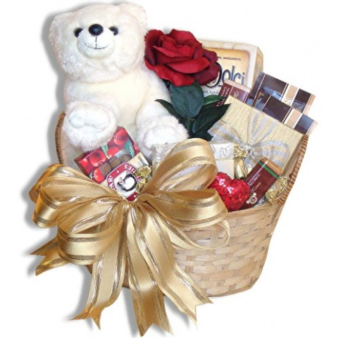 Love You Gift Basket