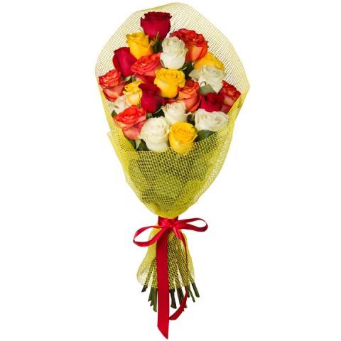 Seasonal Roses