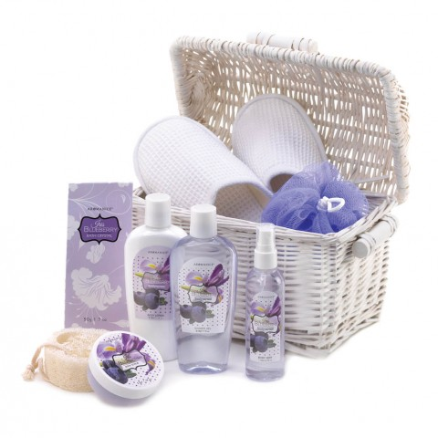 Iris Blueberry Spa Set