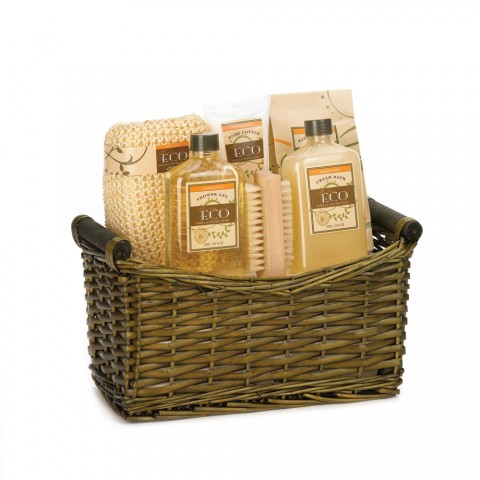 Relaxing Spa Basket
