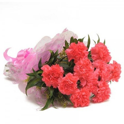 Carnation Bunch