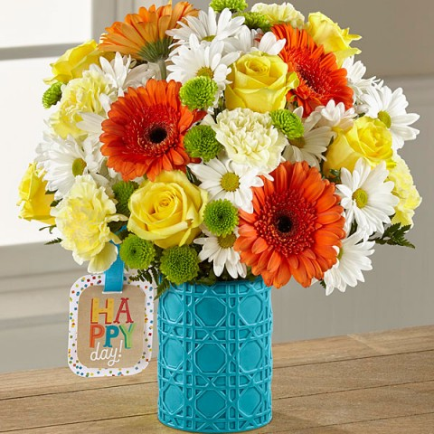 Happy Day Mixed Bouquet