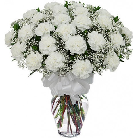 White Radiant Bouquet