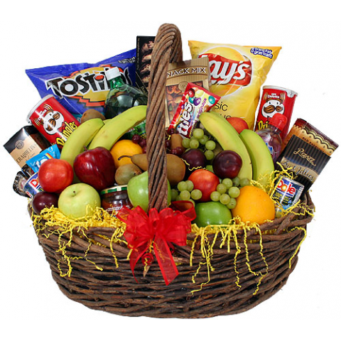 Bountiful Gift Basket