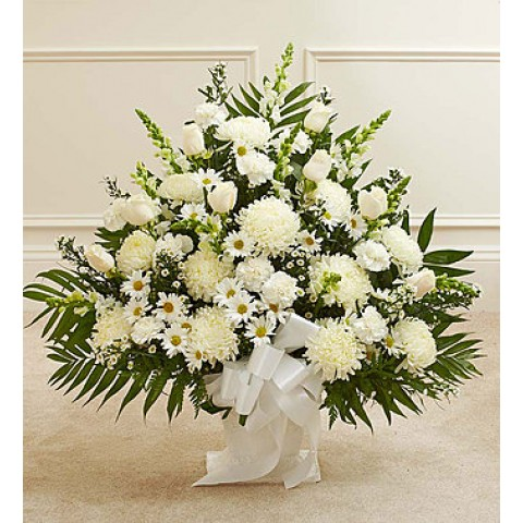 Heartfelt Tribute White