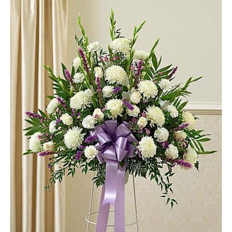 Heartfelt Sympathy Lavender