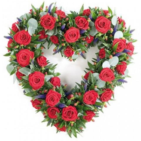 Roses at Heart