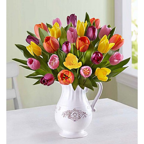 Welcome Spring Bouquet